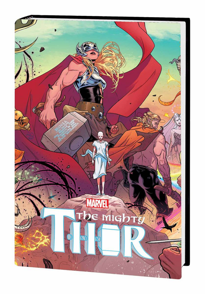 The Mighty Thor Vol. 1: Thunder in Her Veins