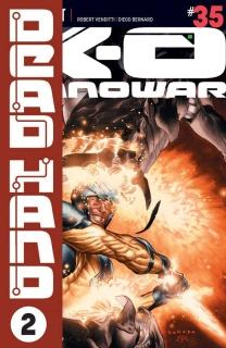 X-O Manowar #35 (Larosa Cover)