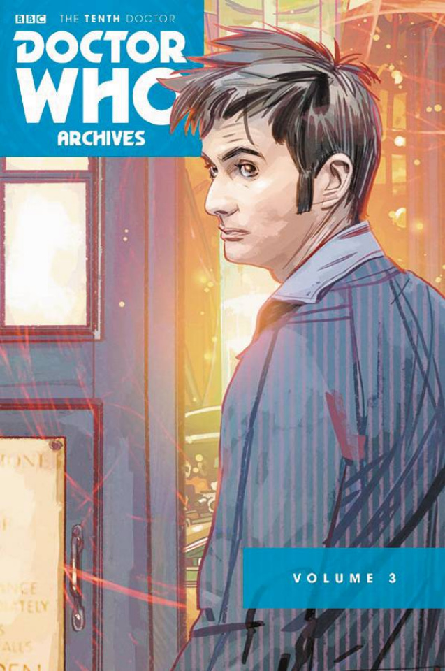Doctor Who: The Tenth Doctor Archives Vol. 3 (Omnibus)