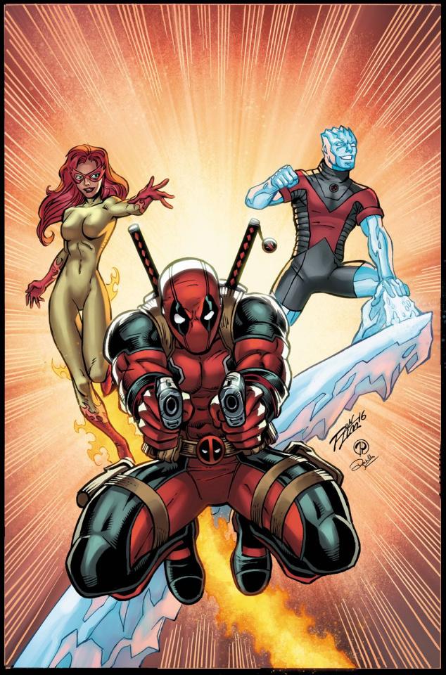 Deadpool Annual #1 (Lim Cover)