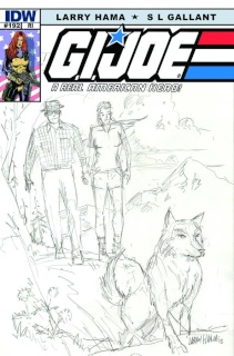 G.I. Joe: A Real American Hero #192 (10 Copy Cover)