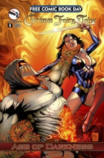 Grimm Fairy Tales (Free Comic Book Day 2014)
