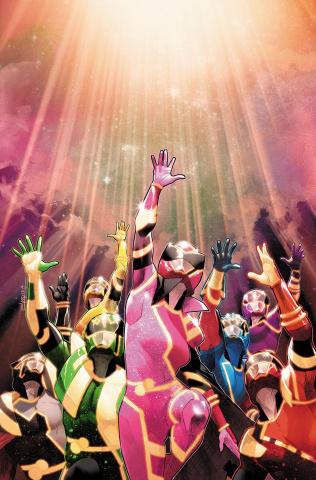 Mighty Morphin' Power Rangers #39