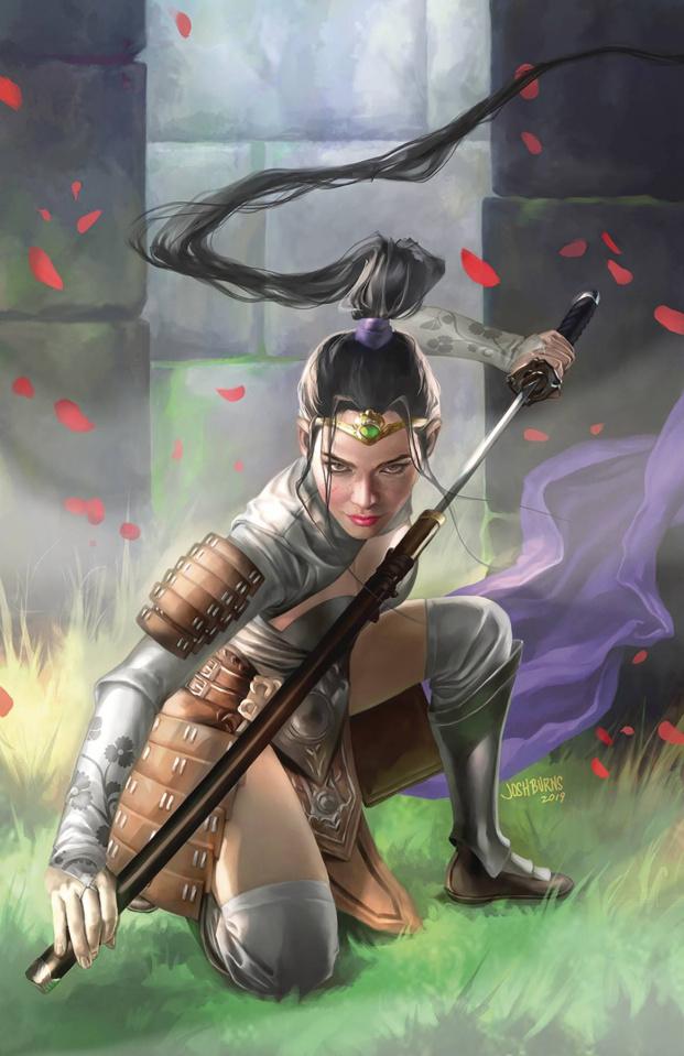 Shang #2 (Burns Cover)