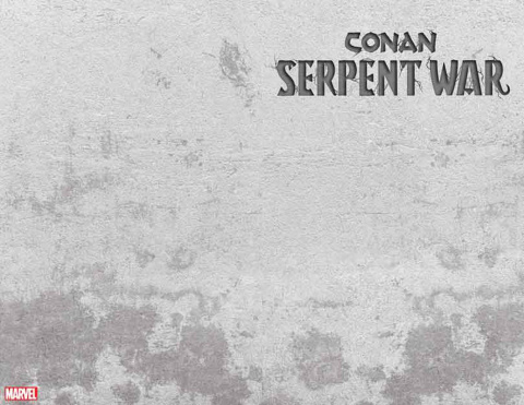Conan: Serpent War #1 (Stone Cover)