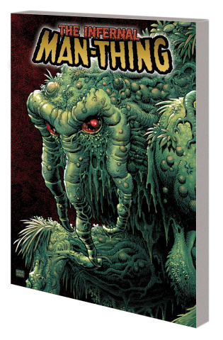 Man-Thing by Steve Gerber Vol. 3 (Complete Collection)