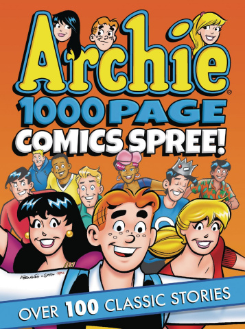 Archie 1000 Page Comics Spree!