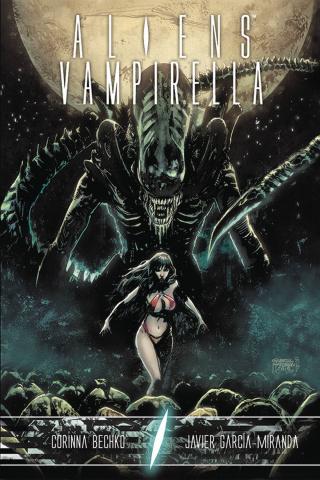 Aliens / Vampirella