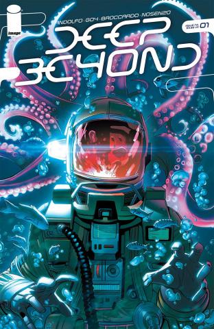 Deep Beyond #1 (Broccardo Cover)