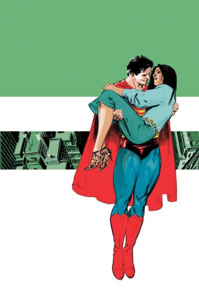 DC Comics Presents: Superman - Secret Identity #1