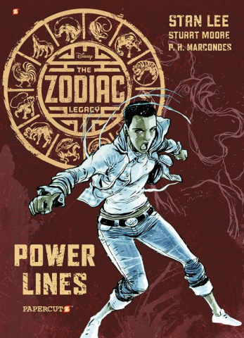 Zodiac Vol. 2: Power Lines