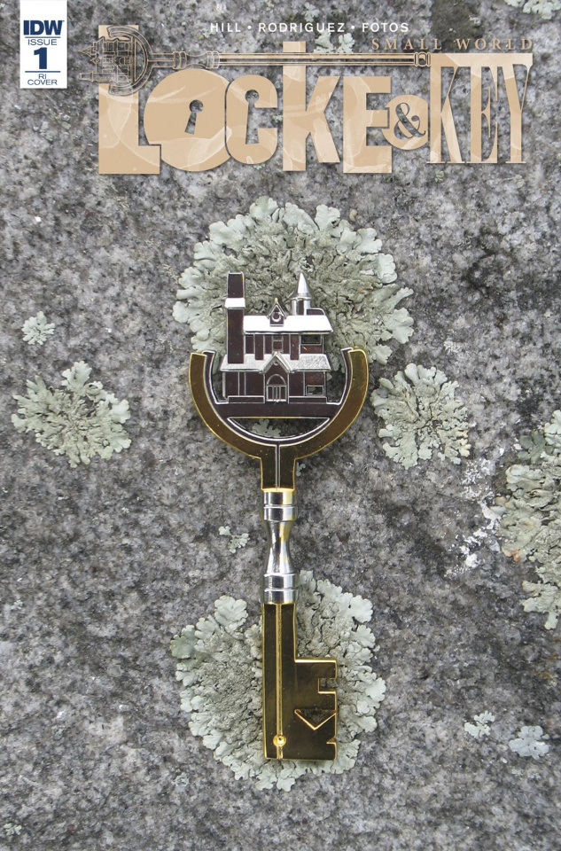 Locke & Key: Small World (10 Copy Cover)