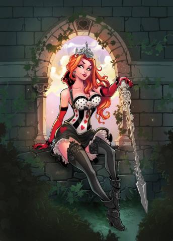 Grimm Fairy Tales: Wonderland #49 (Abel Cover)