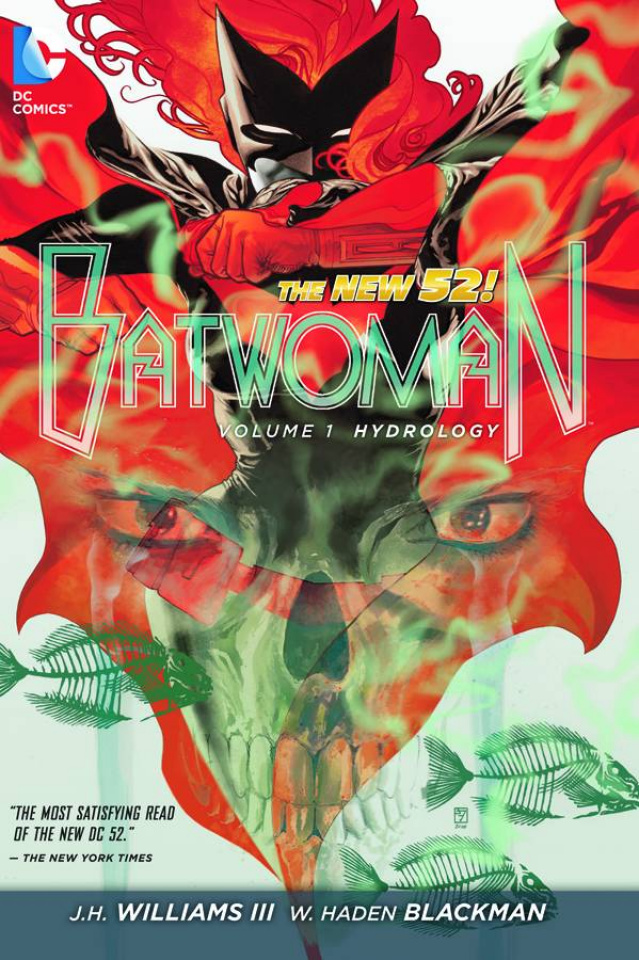 Batwoman Vol. 1: Hydrology