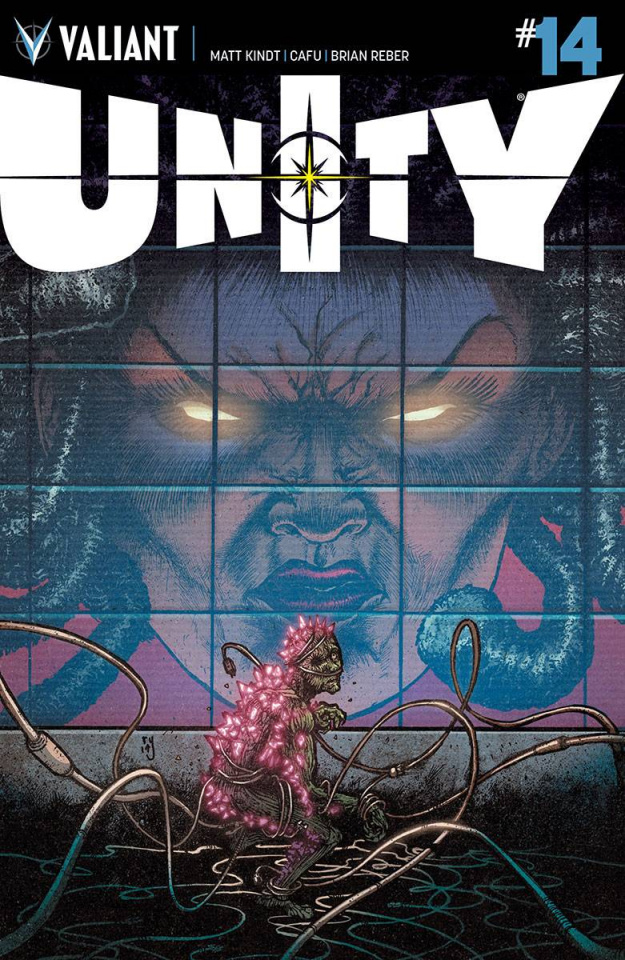 Unity #14 (20 Copy Lee Cover)