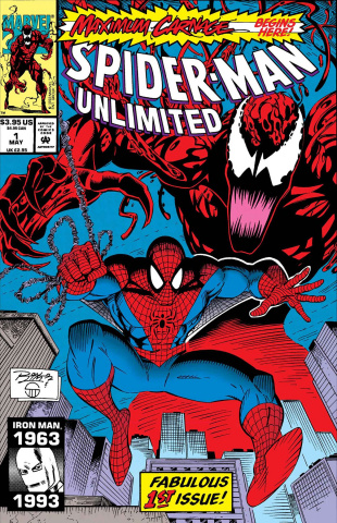 Absolute Carnage: Maximum Carnage #1 (True Believers)
