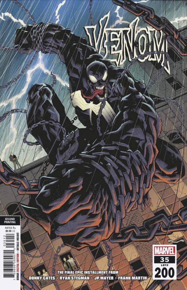 Venom #35 (200th Issue 2nd Printing)