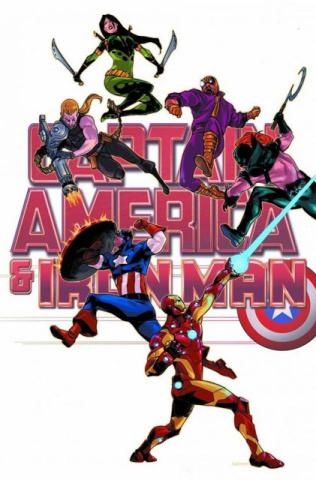 Captain America & Iron Man #634