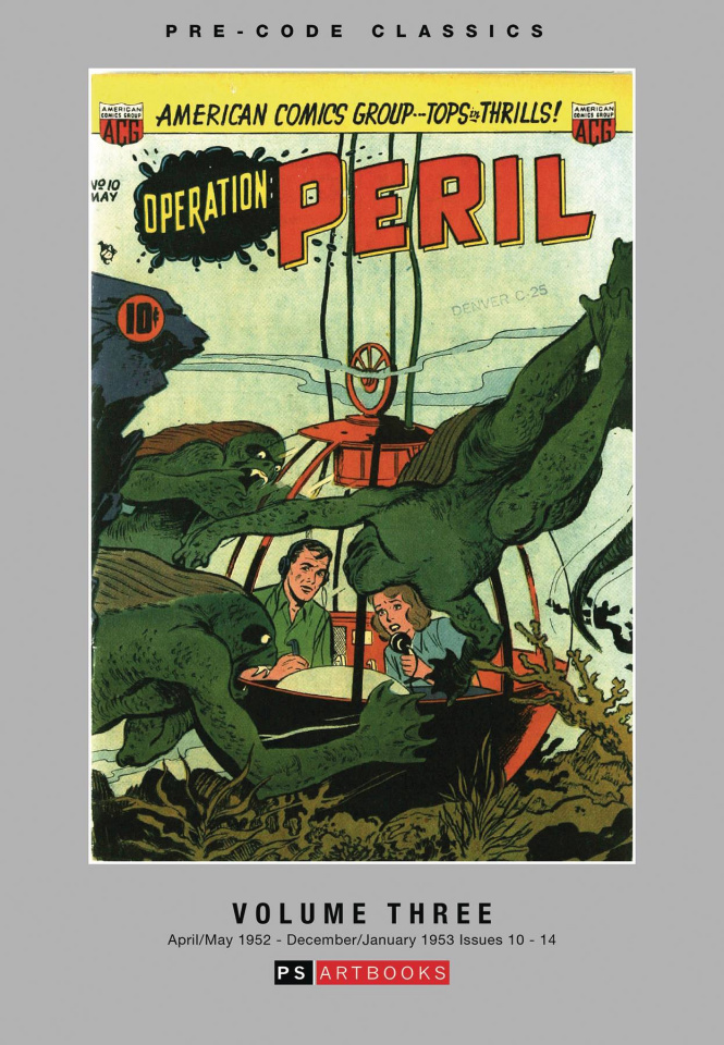 Operation: Peril Vol. 3