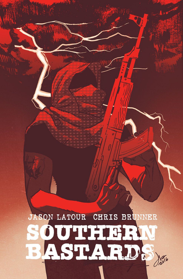 Southern Bastards #18 (Latour Cover)