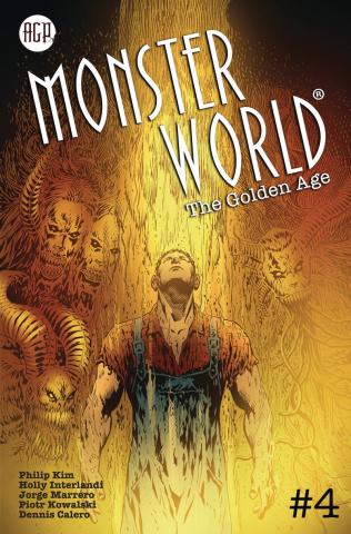 Monster World: The Golden Age #4
