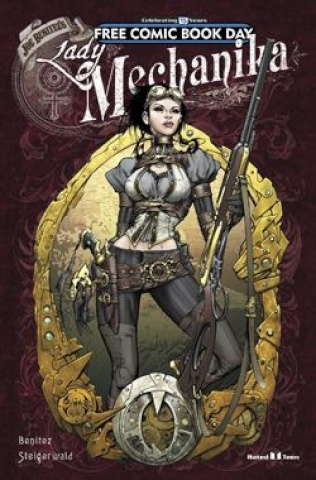 Lady Mechanika #0 (FCBD 2016 Edition)