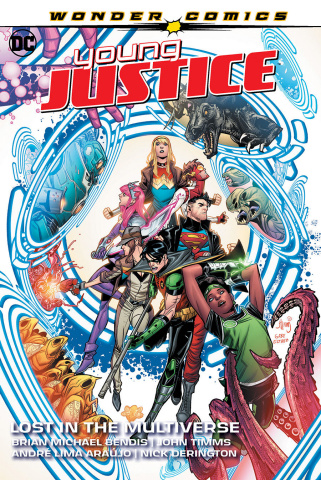 Young Justice Vol. 2: Lost in the Multiverse