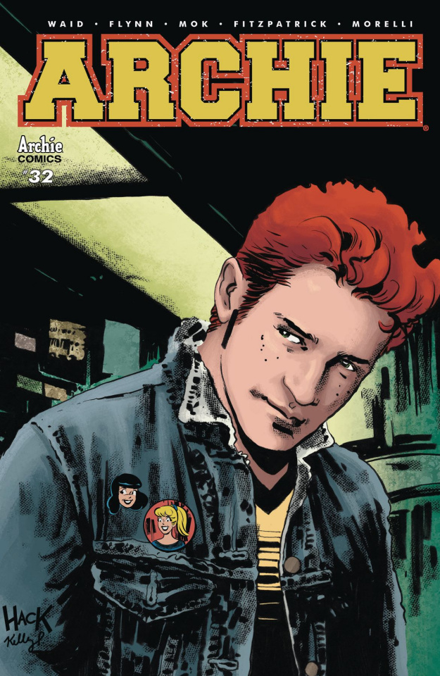 Archie #32 (Hack Cover)