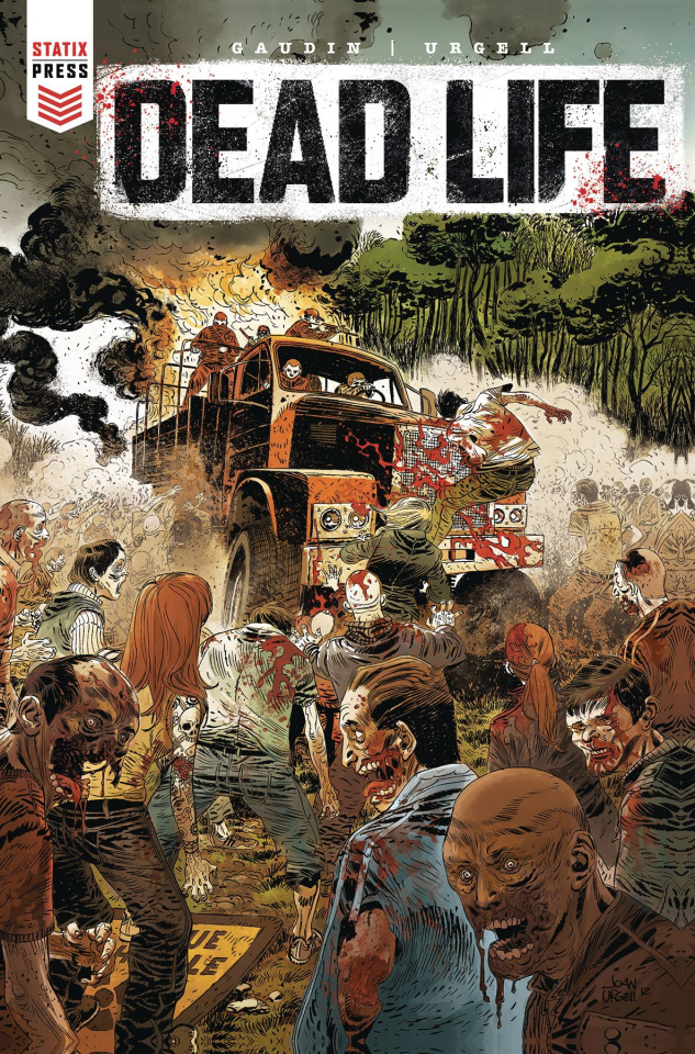 Deadlife #2 (Mamba Cover)