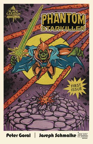 Phantom Starkiller #1 (3rd Printing)