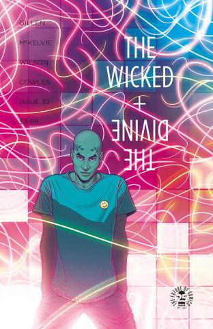 The Wicked + The Divine #32 (McKelvie & Wilson Cover)