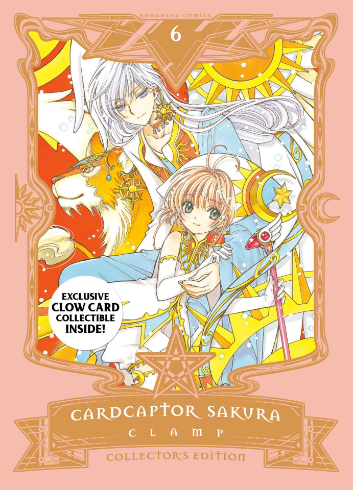 Cardcaptor Sakura Vol. 6 (Collector's Edition)