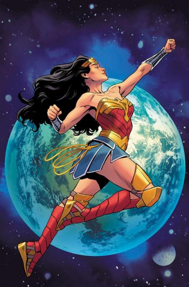 Wonder Woman #780 (Travis Moore Cover)