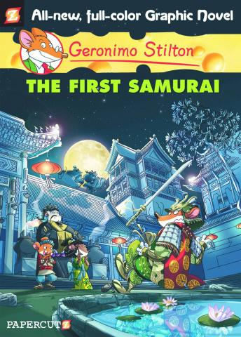 Geronimo Stilton Vol. 12: The First Samurai