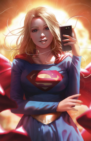Supergirl #42 (Card Stock Derrick Chew Cover)