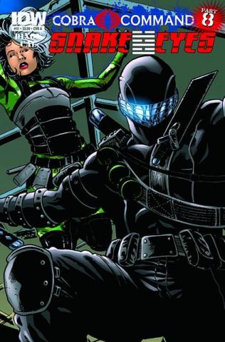 Snake Eyes #11