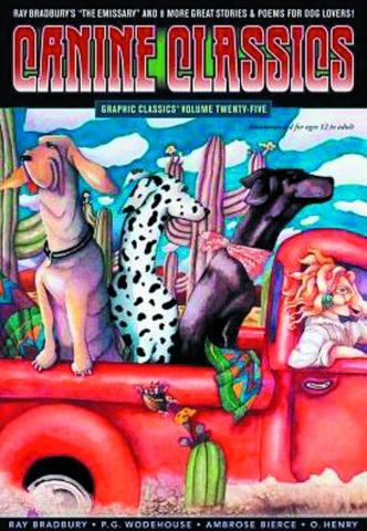 Graphic Classics Vol. 25: Canine Classics