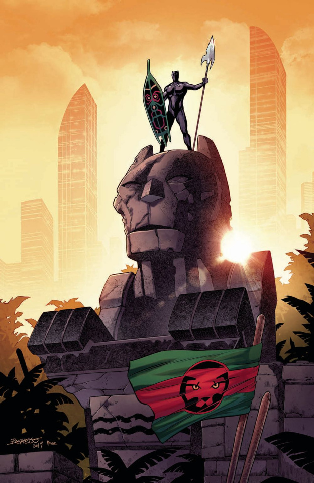 Black Panther #13 (Pacheco Virgin Cover)