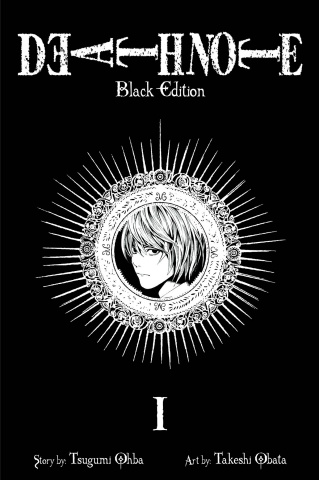 Death Note Vol. 1 (Black Edition)