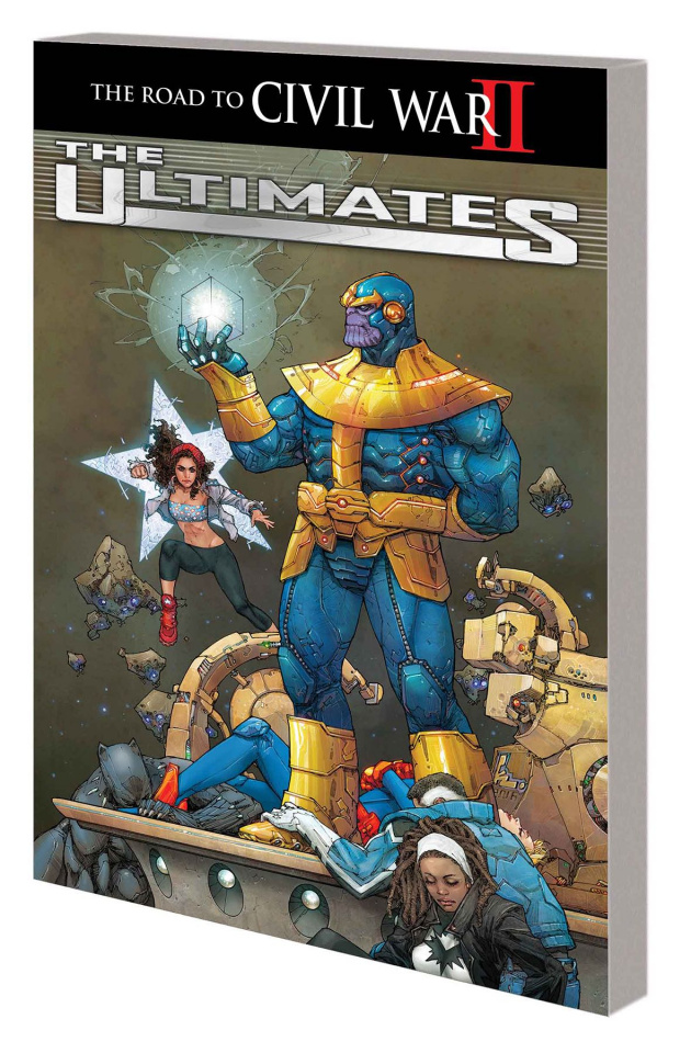 The Ultimates Vol. 2: Civil War II