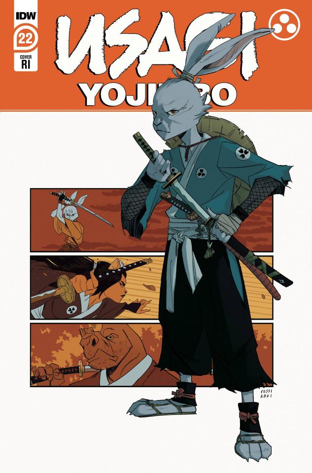 Usagi Yojimbo #22 (10 Copy Gifford Cover)