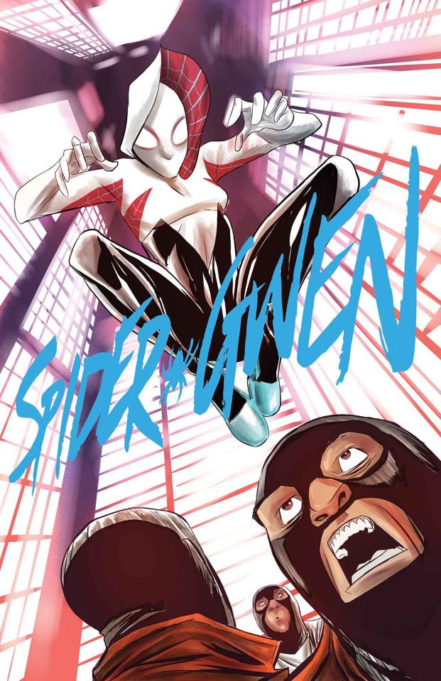 Spider-Gwen #22