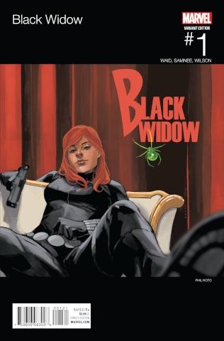 Black Widow #1 (Noto Hip Hop Cover)
