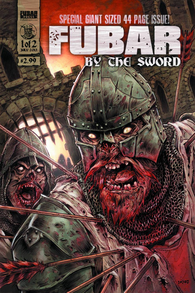 Fubar: By the Sword #1