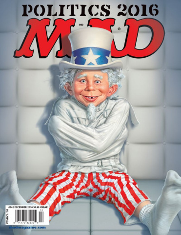 MAD Magazine #542
