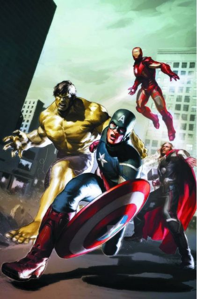 Avengers Prelude: Fury's Big Week #4