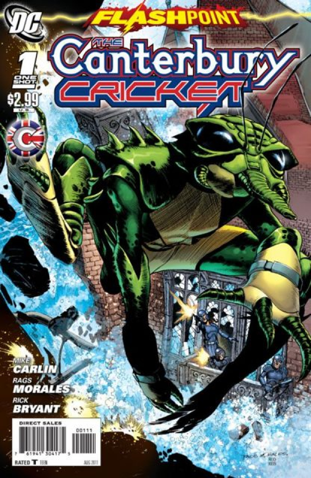 Flashpoint: The Canterbury Cricket #1