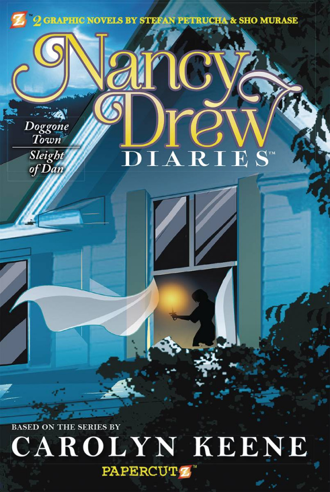 Nancy Drew Diaries Vol. 7