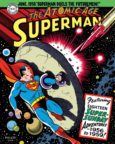 Superman: The Atomic Age Sundays Vol. 3: 1956-1959