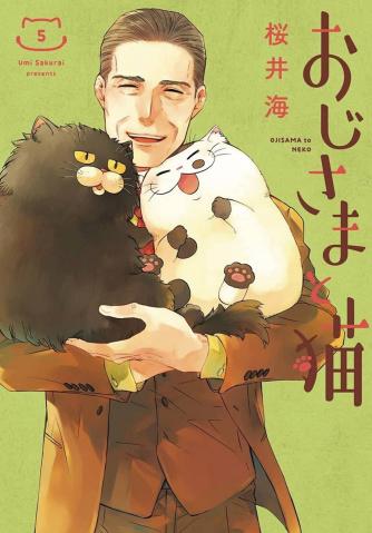 A Man and His Cat Vol. 5